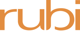 Logo Rubi orange