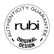 Rubo/Soligo's seal of authenticity