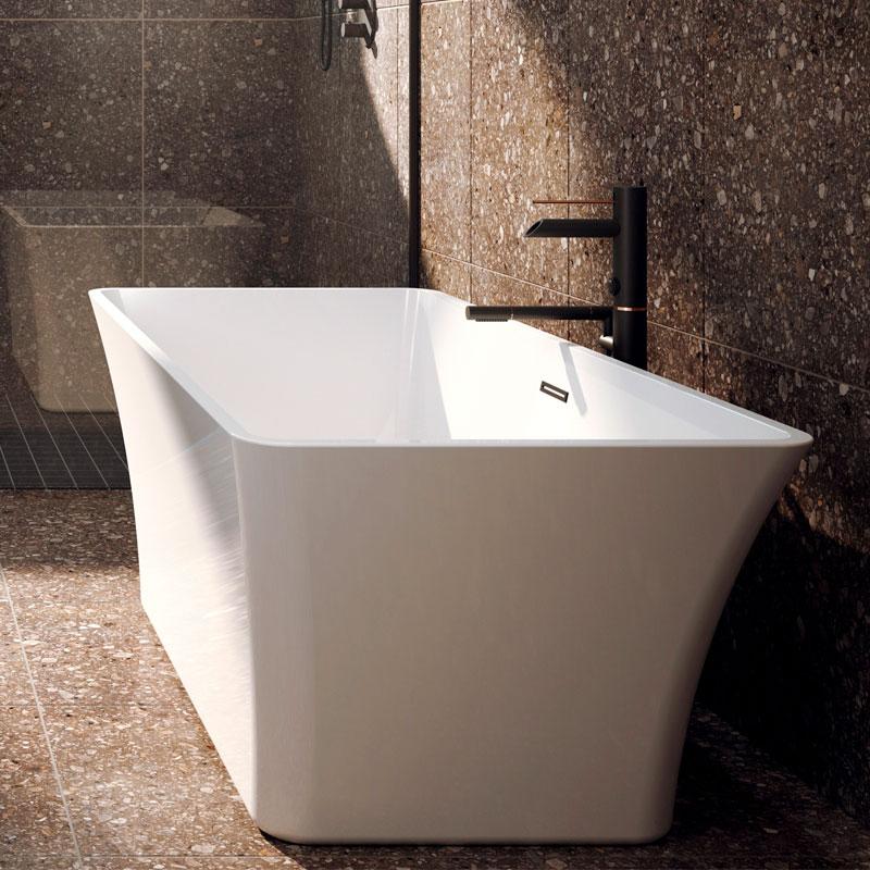 bath, bathtub, city