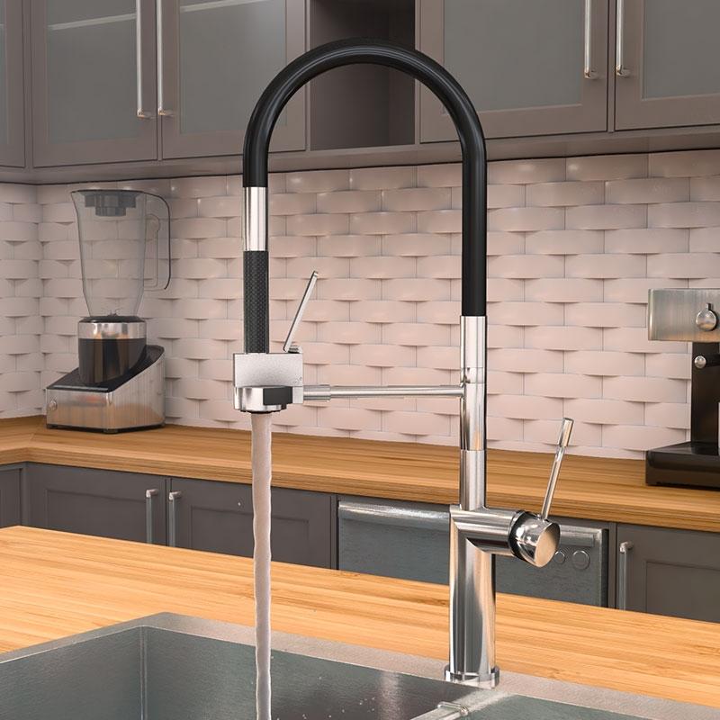 sakai, rubi, faucets, kitchen