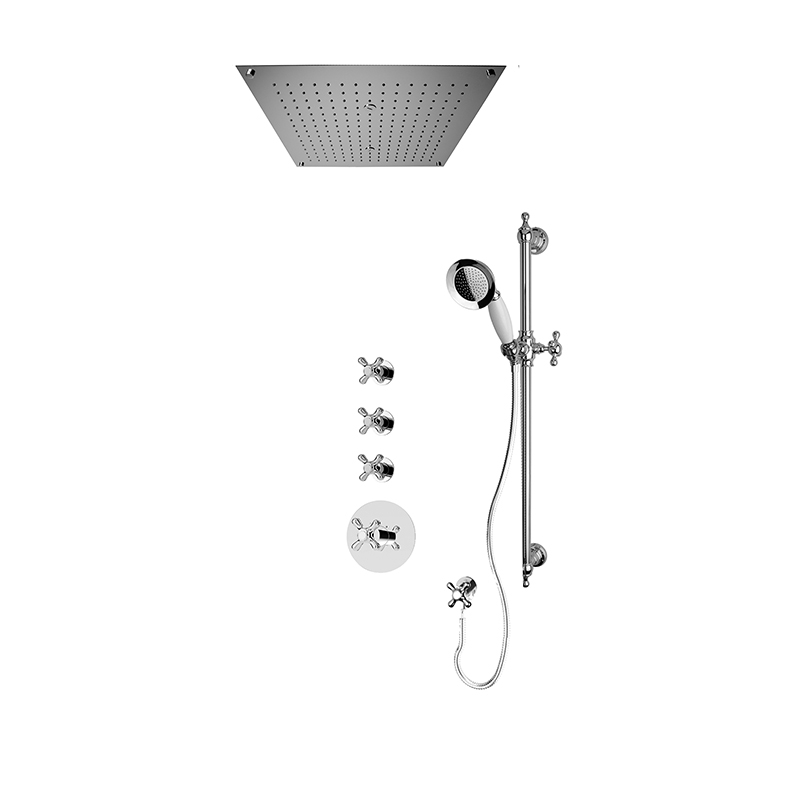 Rubi Shower set Jade