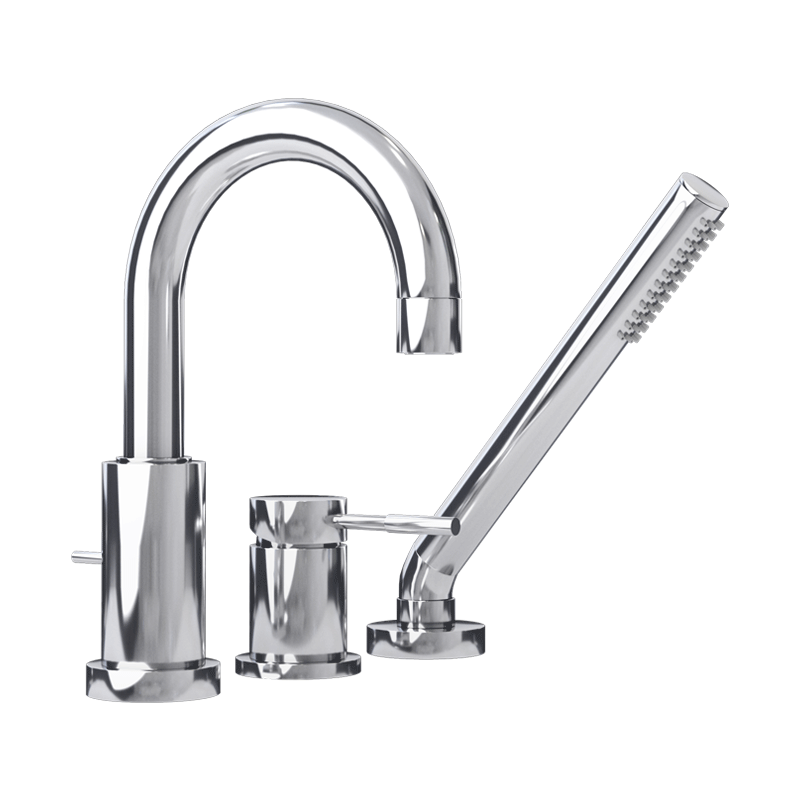 Dana Bassin bath faucet Bathroom Rubi