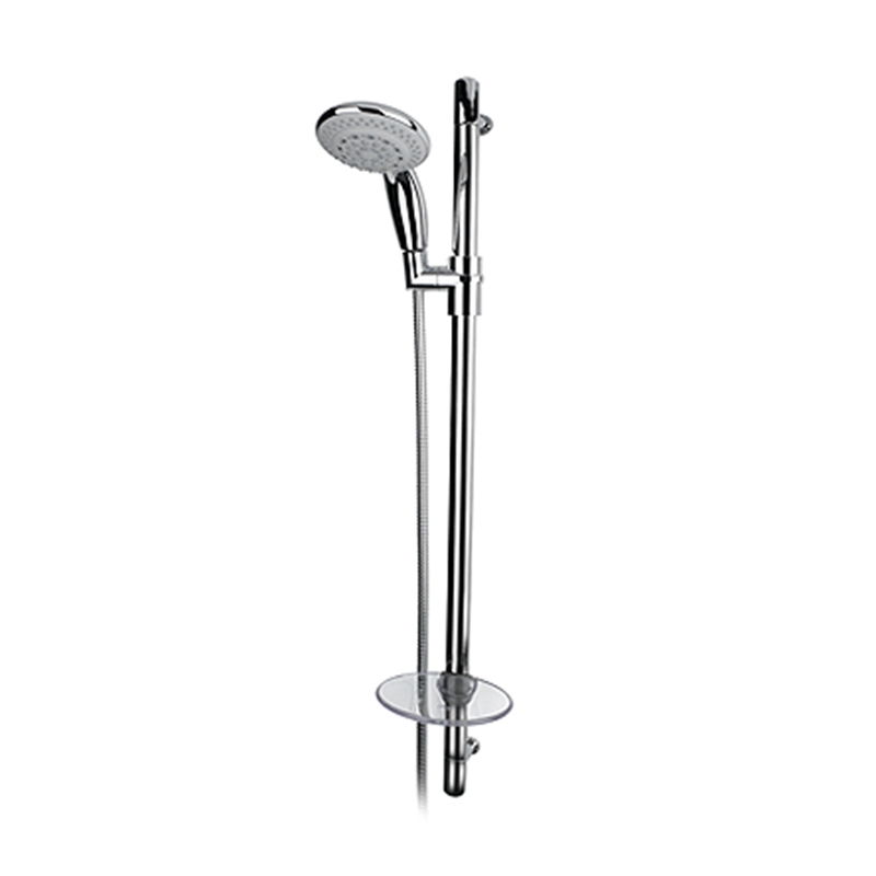 Vinja Rubi Sliding shower bar kit