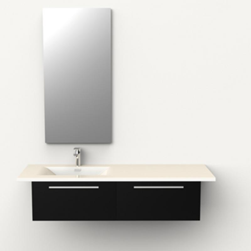 Make-up Rubi Washbasin cabinet
