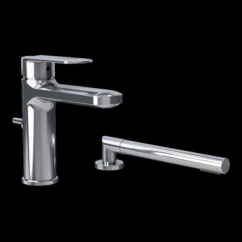 myrto, faucet, bathtub, rubi