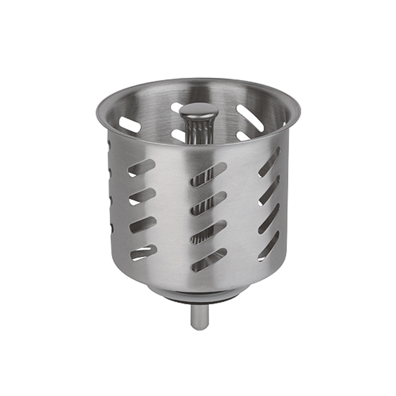 strainer, stainless steel, sink